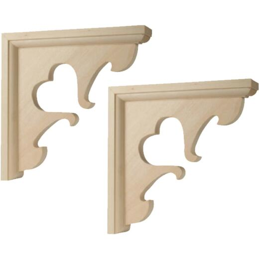 Waddell Heart Corbel (2 Count)