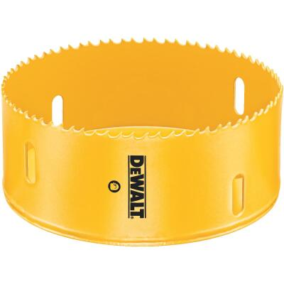 DeWalt 5 In. Bi-Metal Hole Saw