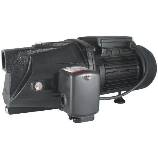 Star Water Systems 1/2 HP Shallow Water Well Jet Pump